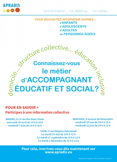 Informations collectives : DEAES